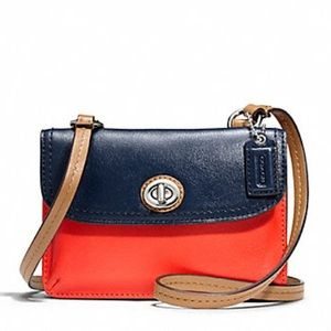 NWT Authentic CoachPARK DYLAN F49554 LEATHER